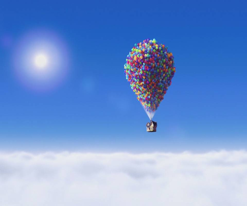 Up Baloons