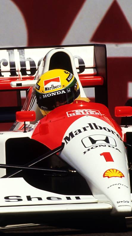 Ayrton Senna Wallpapers Free By Zedge