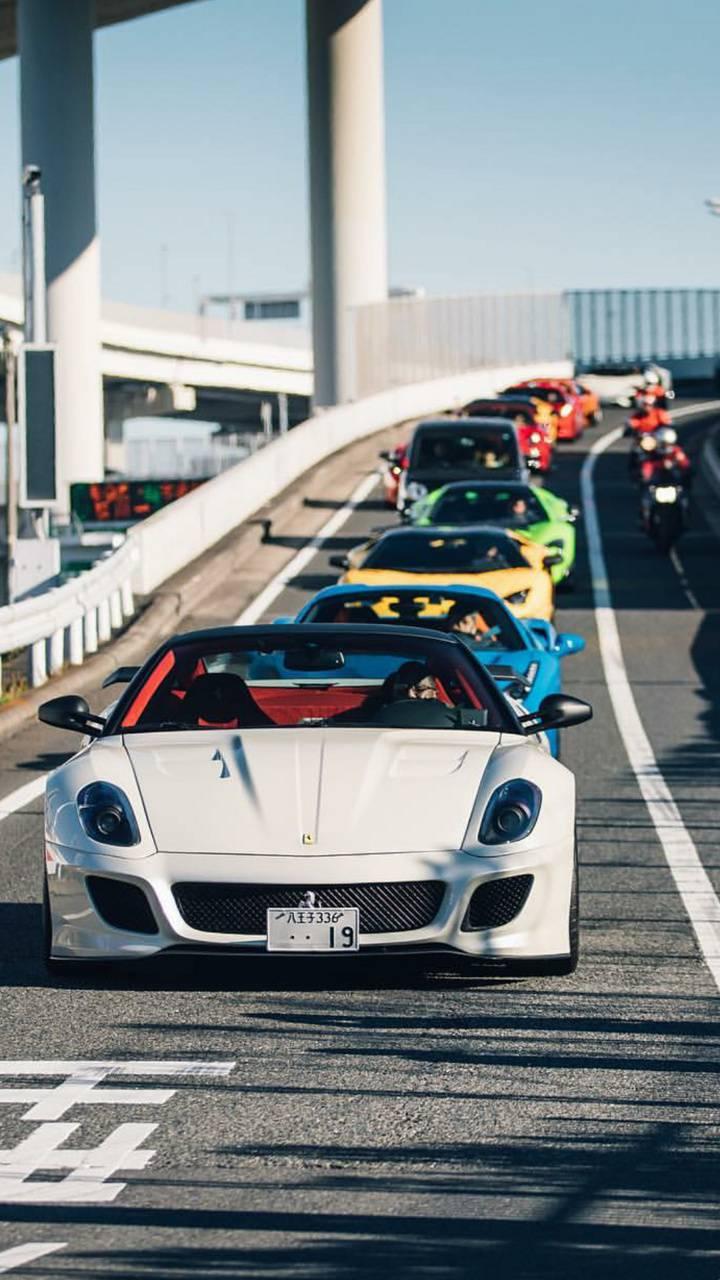 TOKYO Supercars