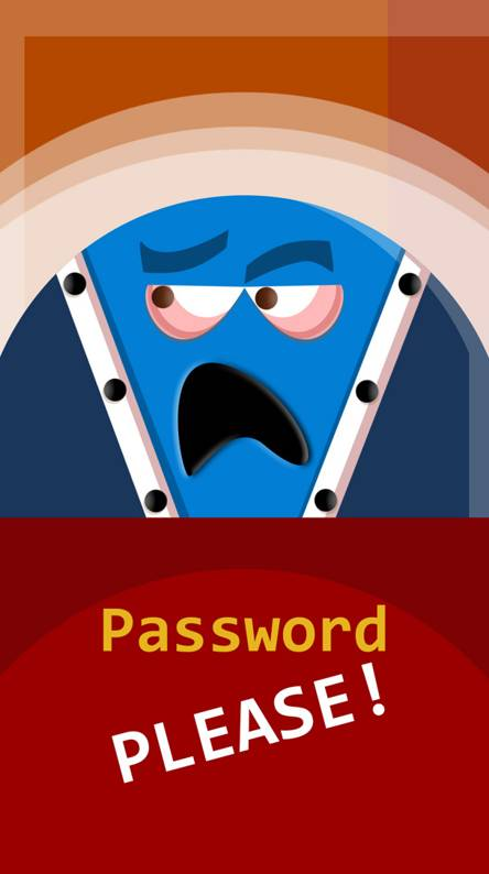 password plz