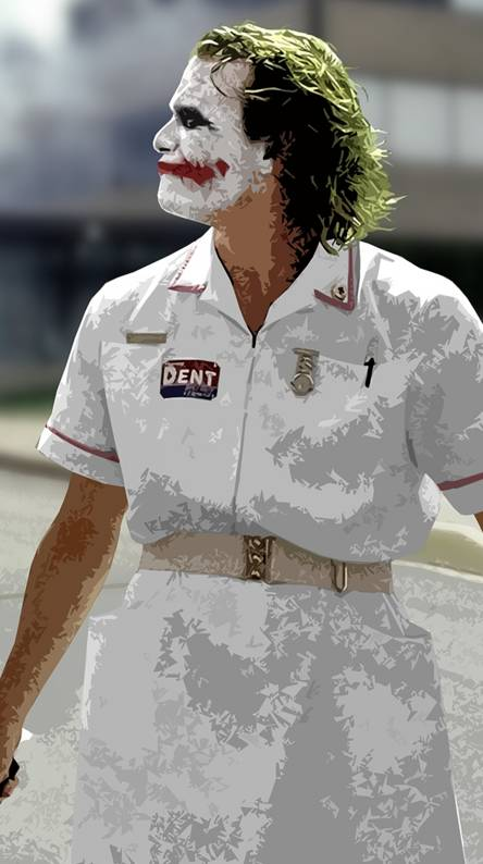 Joker Nurse Hospital