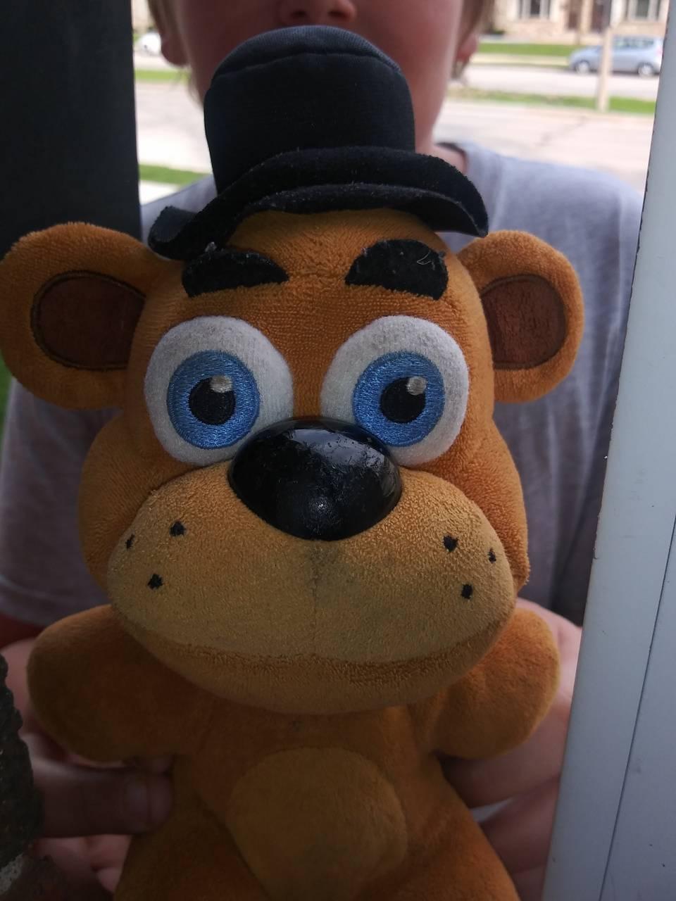 Freddy Plush Cute