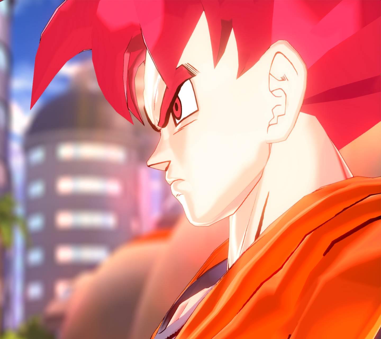 Goku Super Sayan God