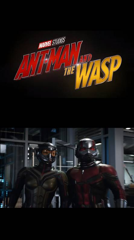 Antman And The Wasp Ringtones And Wallpapers Free By Zedge