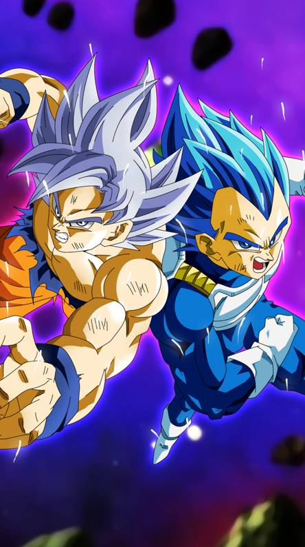 Goku and vegeta Wallpapers - Free by