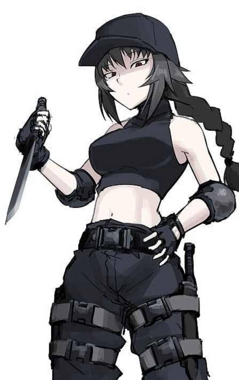 Anime girl wallpaper by Koshermosher - 10b - Free on ZEDGE™