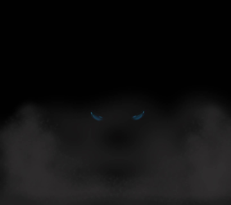 The Fog -Blue-