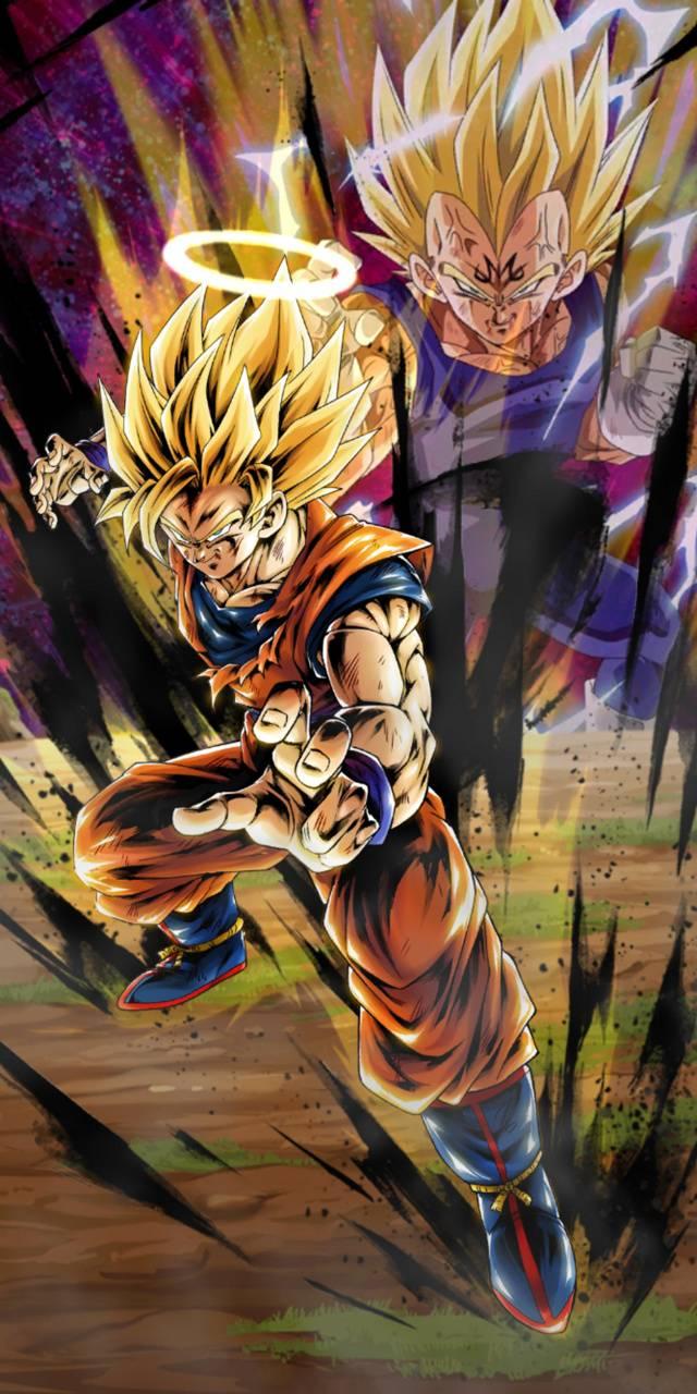 Super Saiyan 2 Goku Wallpaper By Blackranger309 99 Free On Zedge