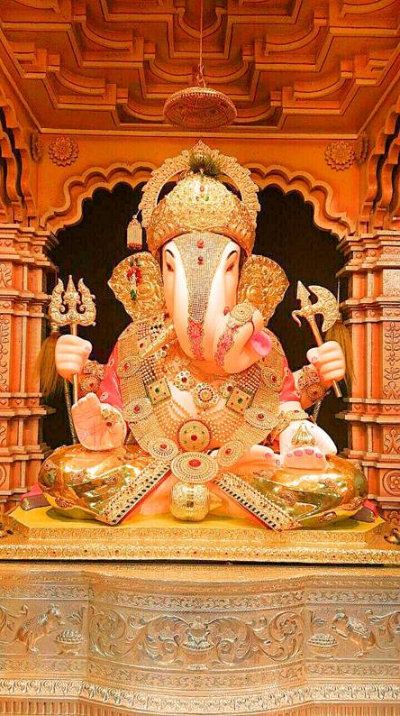 Ganesh Wallpapers Free By Zedge