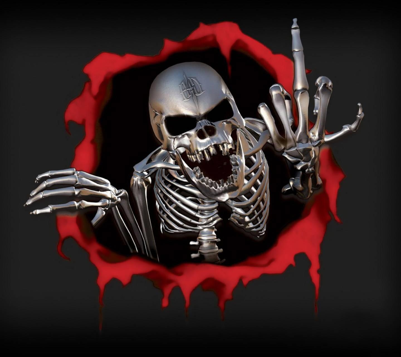 Skeleton Steel