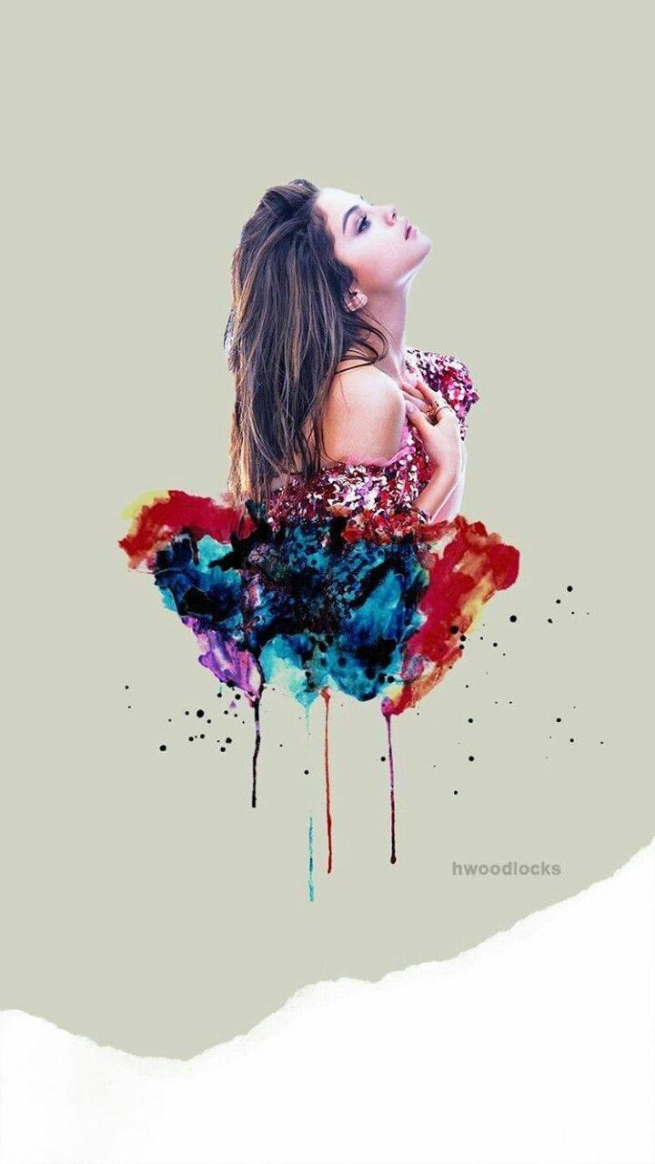 Selena Gomez colors
