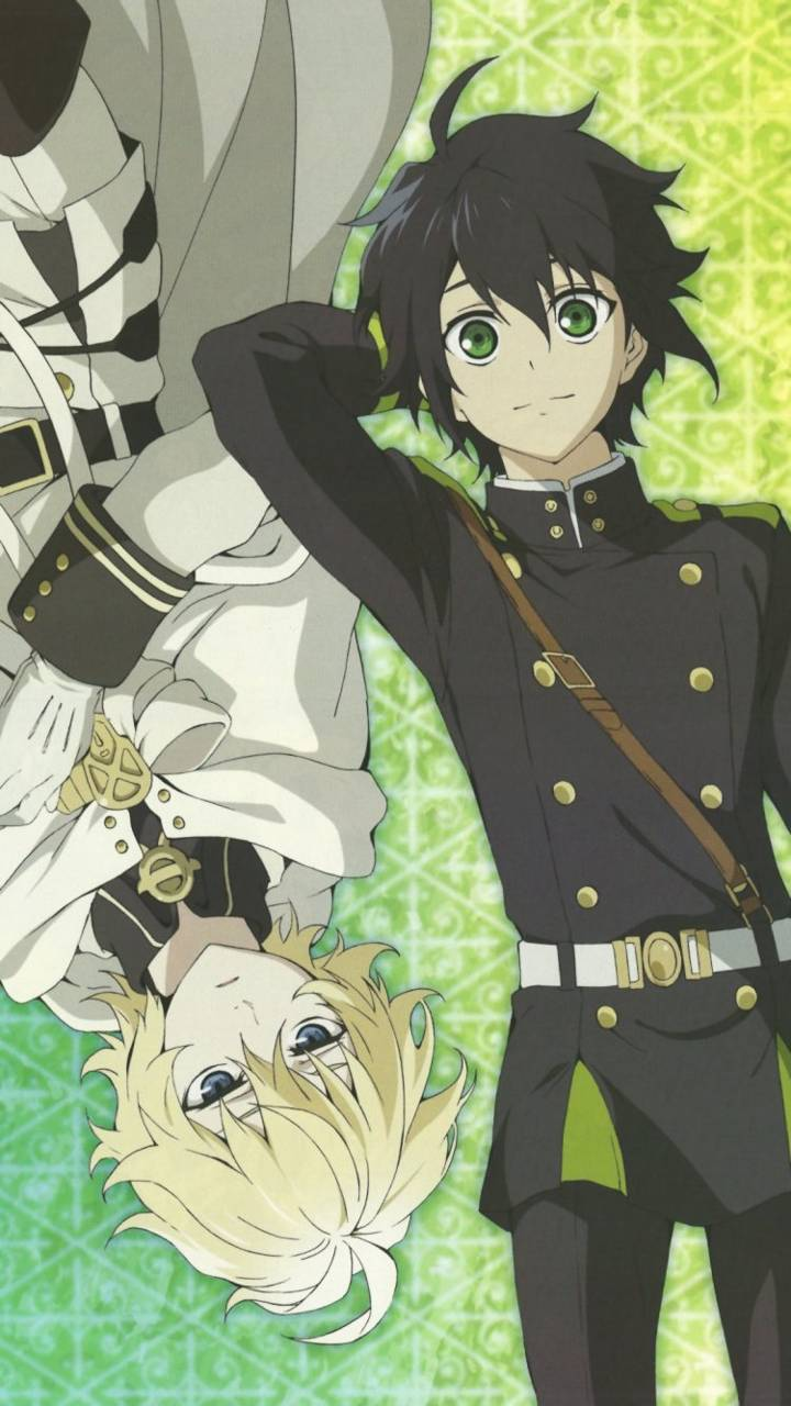 Seraph Of The End Wallpaper By Chikachu A5 Free On Zedge
