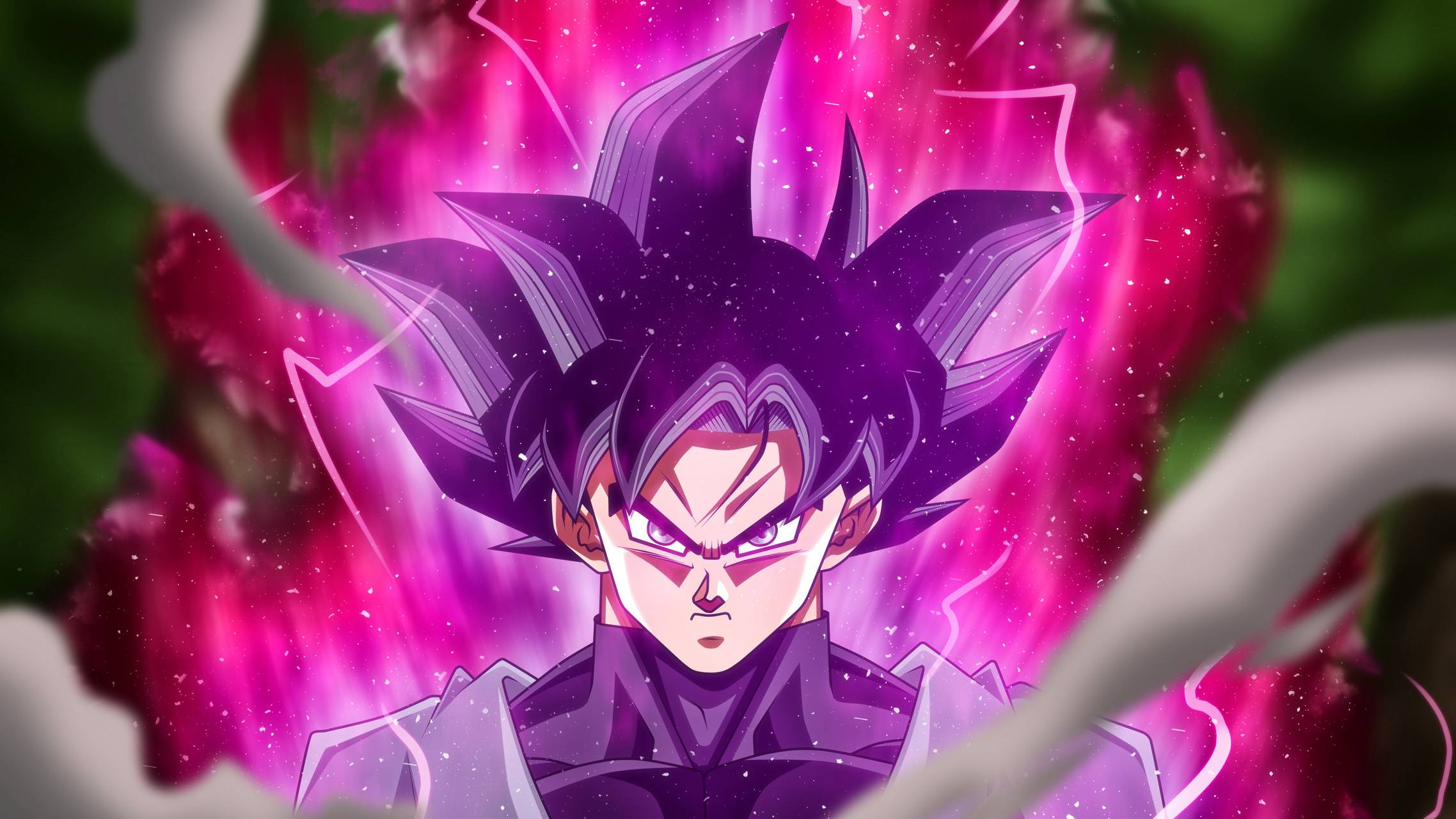 Goku Black Rose Wallpaper By Ahkioz E8 Free On Zedge