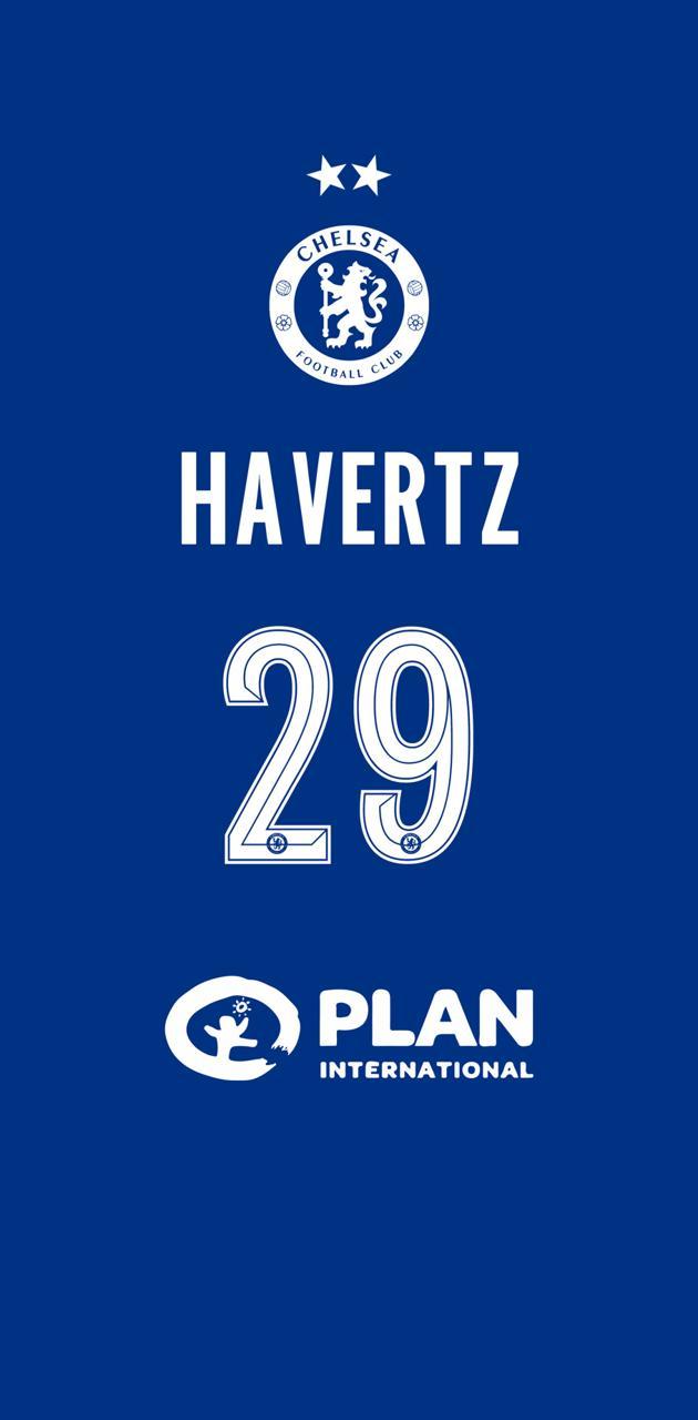 Chelsea Havertz 29