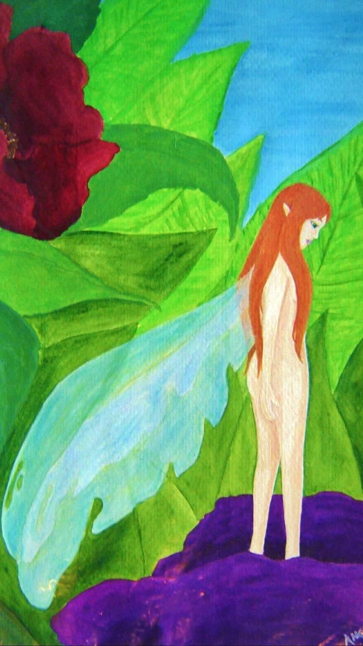 The Fairy Girl