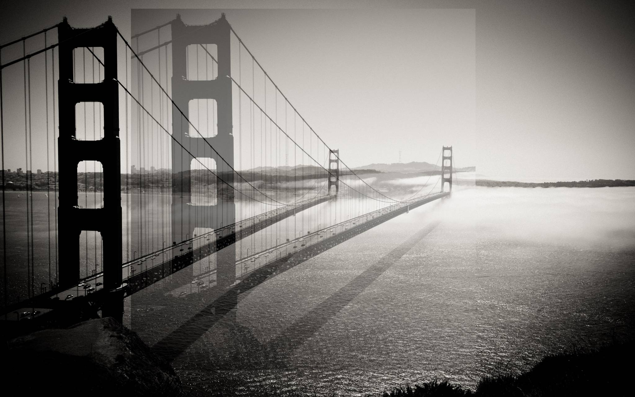 Golden Gate 3d