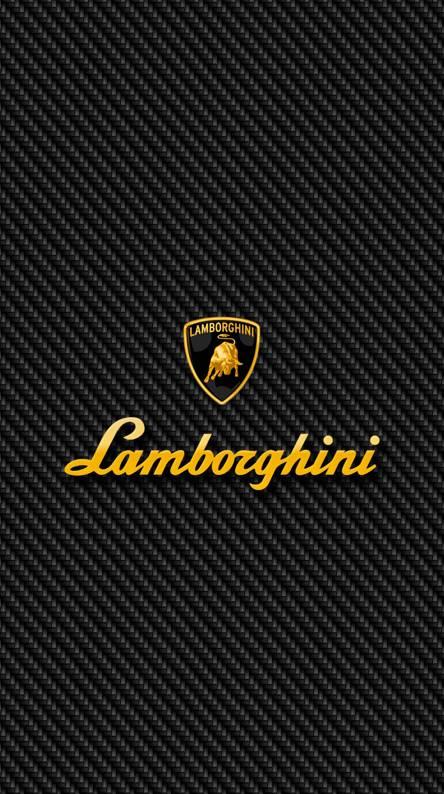 Lamborghini Black Logo Ringtones And Wallpapers Free By Zedge