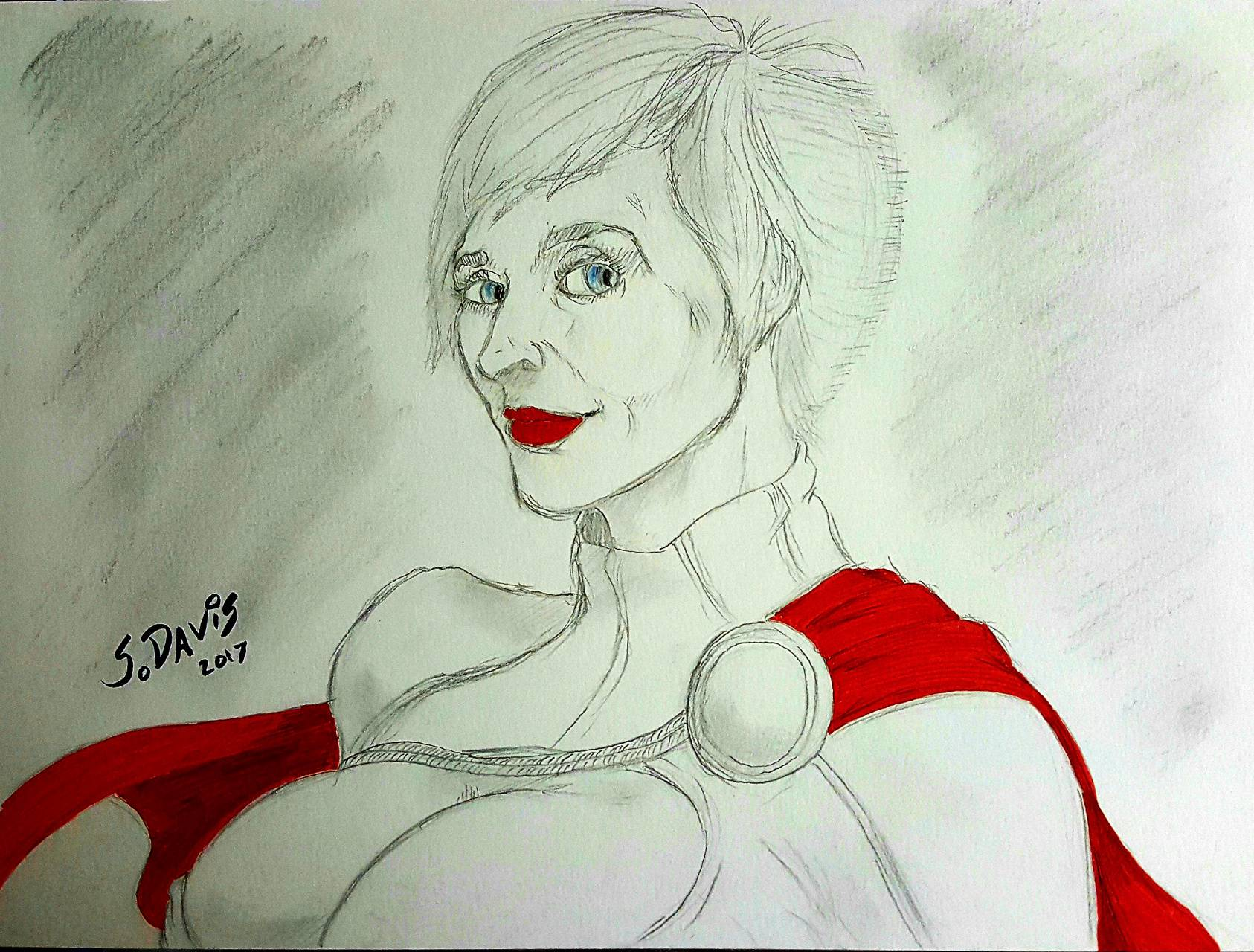 POWERGIRL RED SERIES