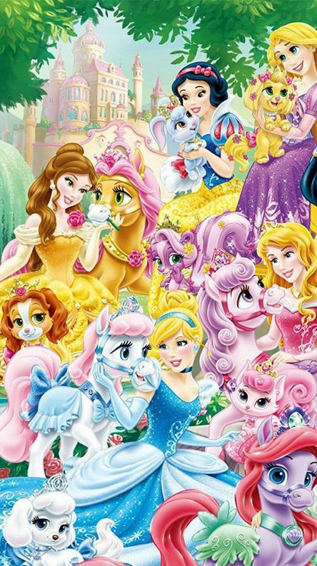 Disney Princess Wallpapers Free By Zedge