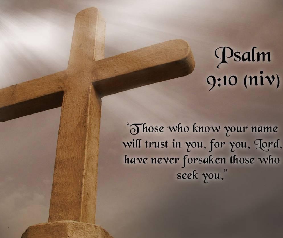 Cross Psalm
