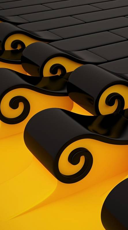Black And Yellow Wallpapers Free By Zedge