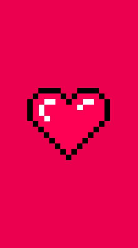 Pixel Valentine