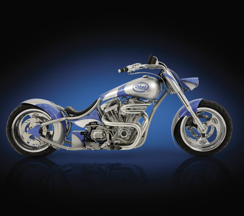 Intel Bike