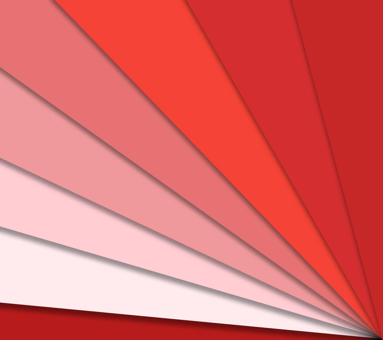 Red Material Beams