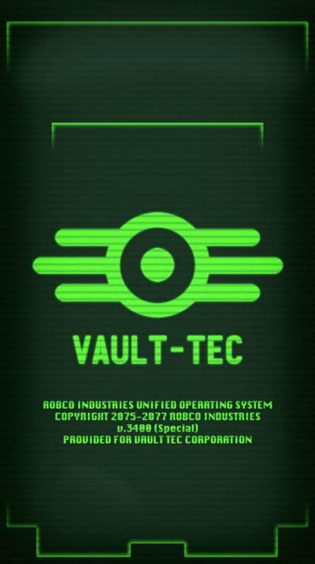 Fallout - Vault-Tec