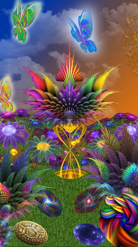 Trippy Psychedelic