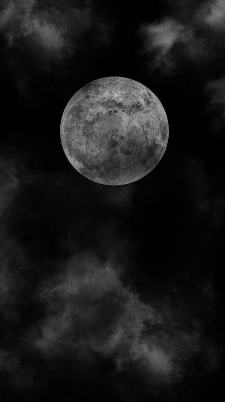 Dark Full Moon