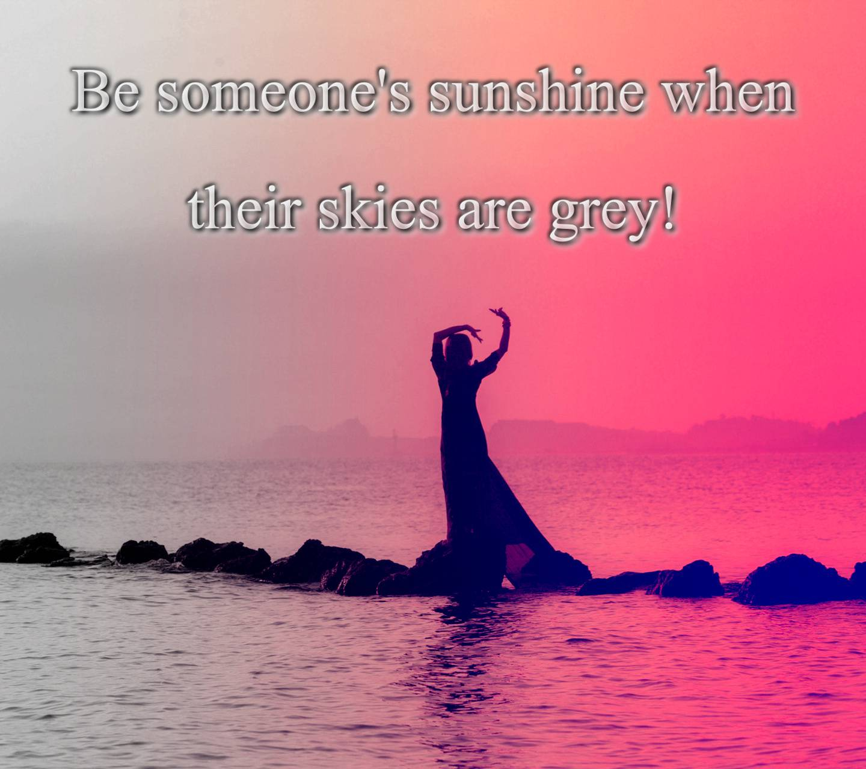 Be Sunshine