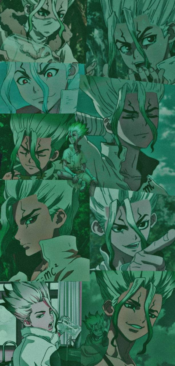 Senku Wallpaper