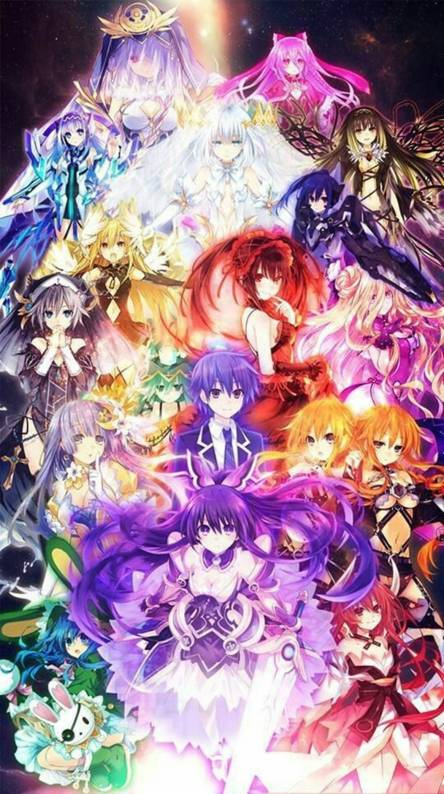 Date A Live Wallpapers Free By Zedge