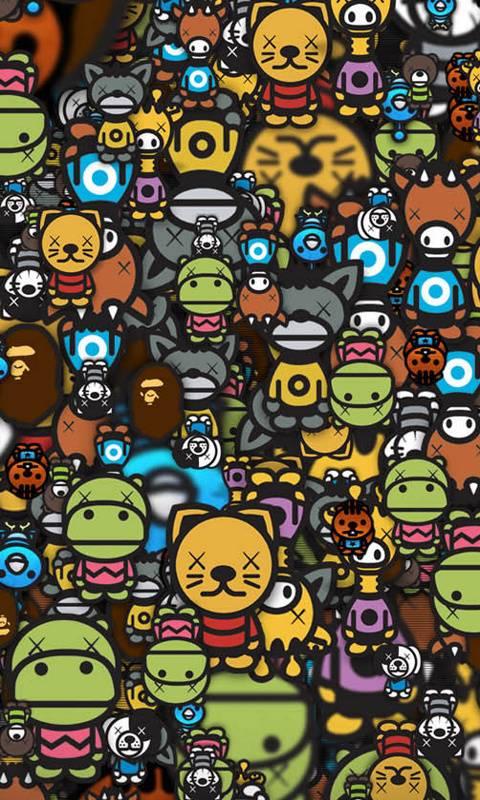 Cool Cartoons Wallpaper By Akirewen 28 Free On Zedge