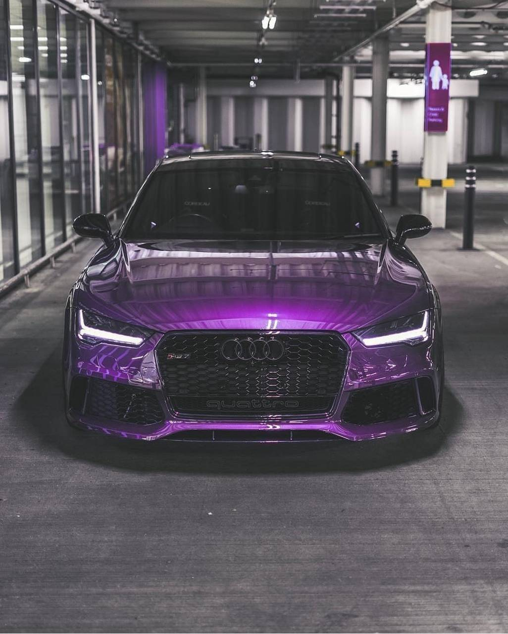 Audi RS7 Wallpaper By XGaming87