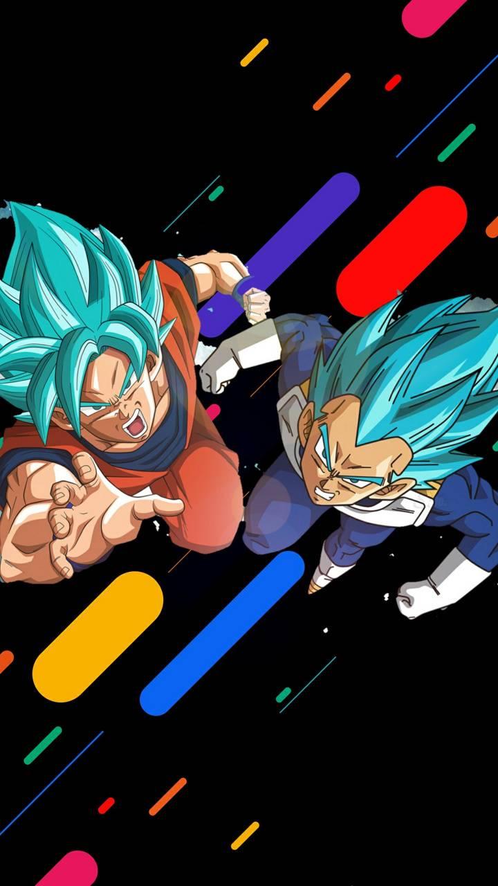 Goku vegetta