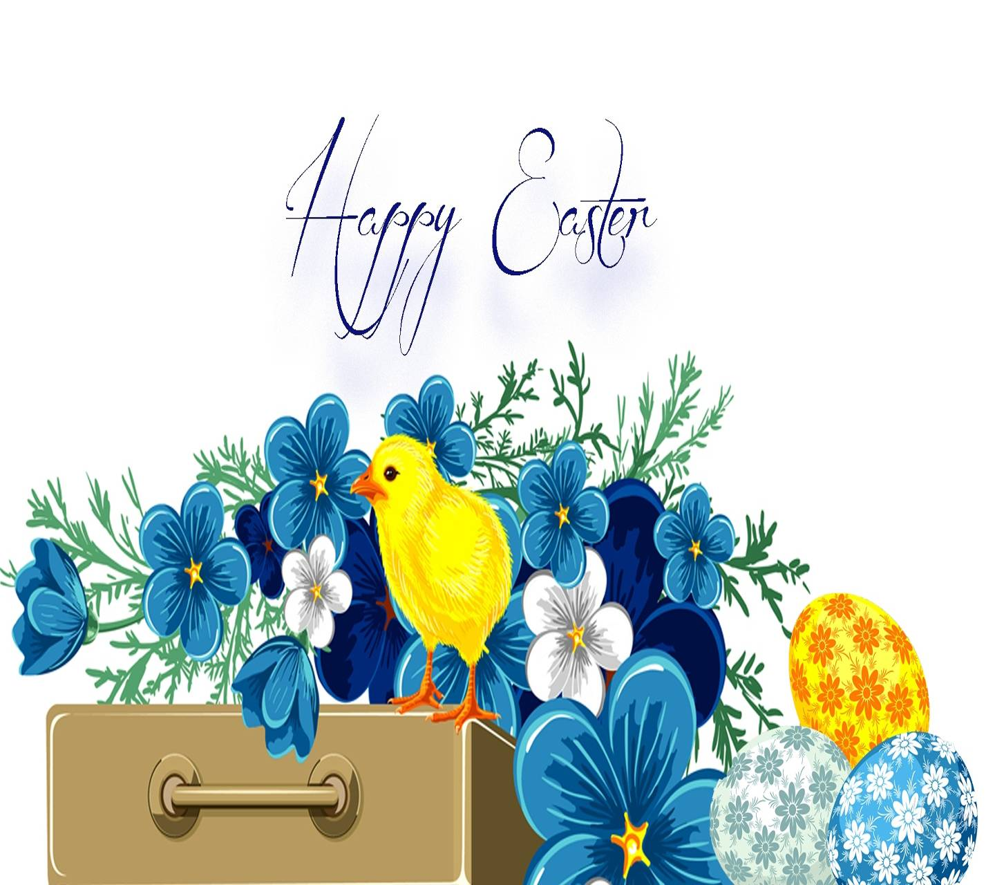 Happy Easter Wallpaper by Savanna 0d Free on ZEDGE™