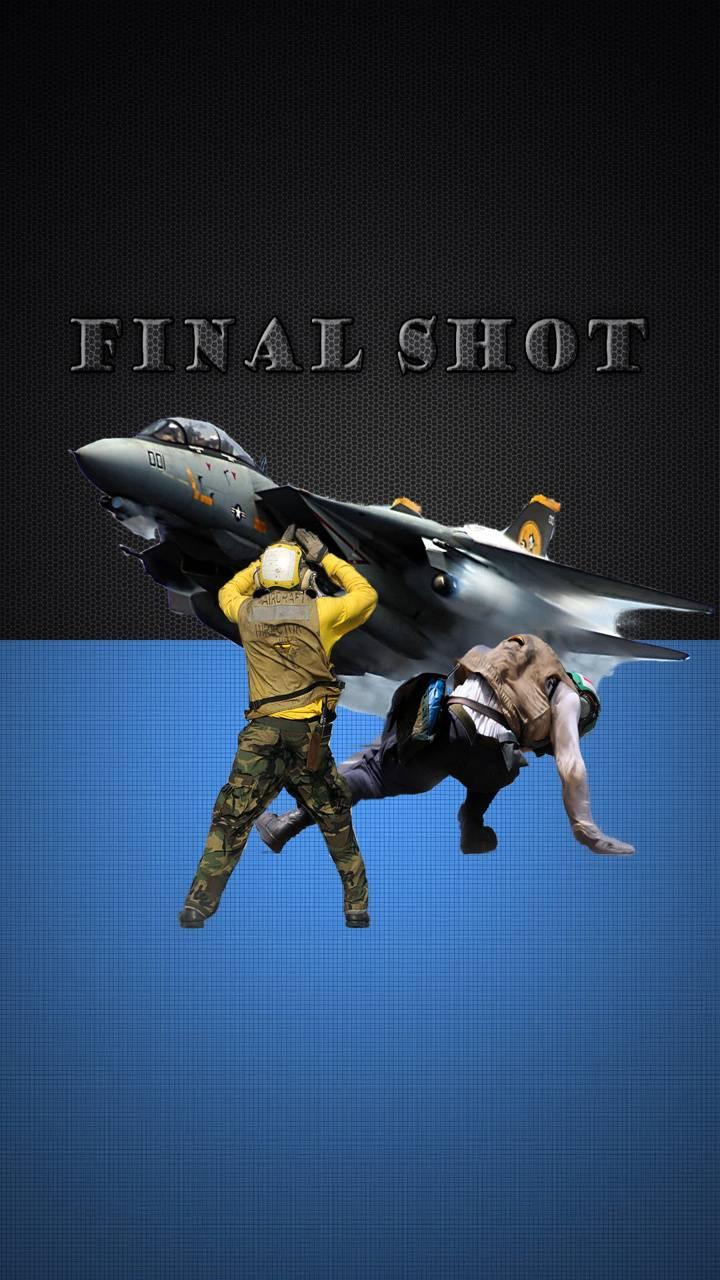 F-14 final shot