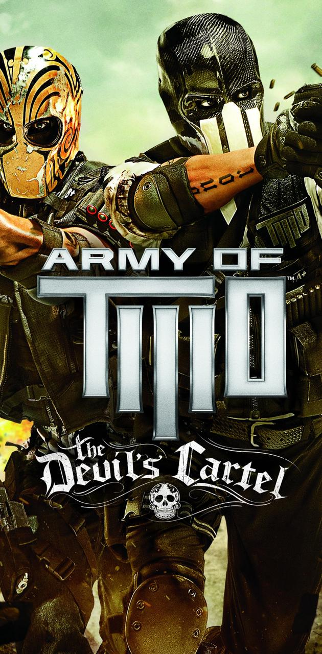 Army Of Two The Devi