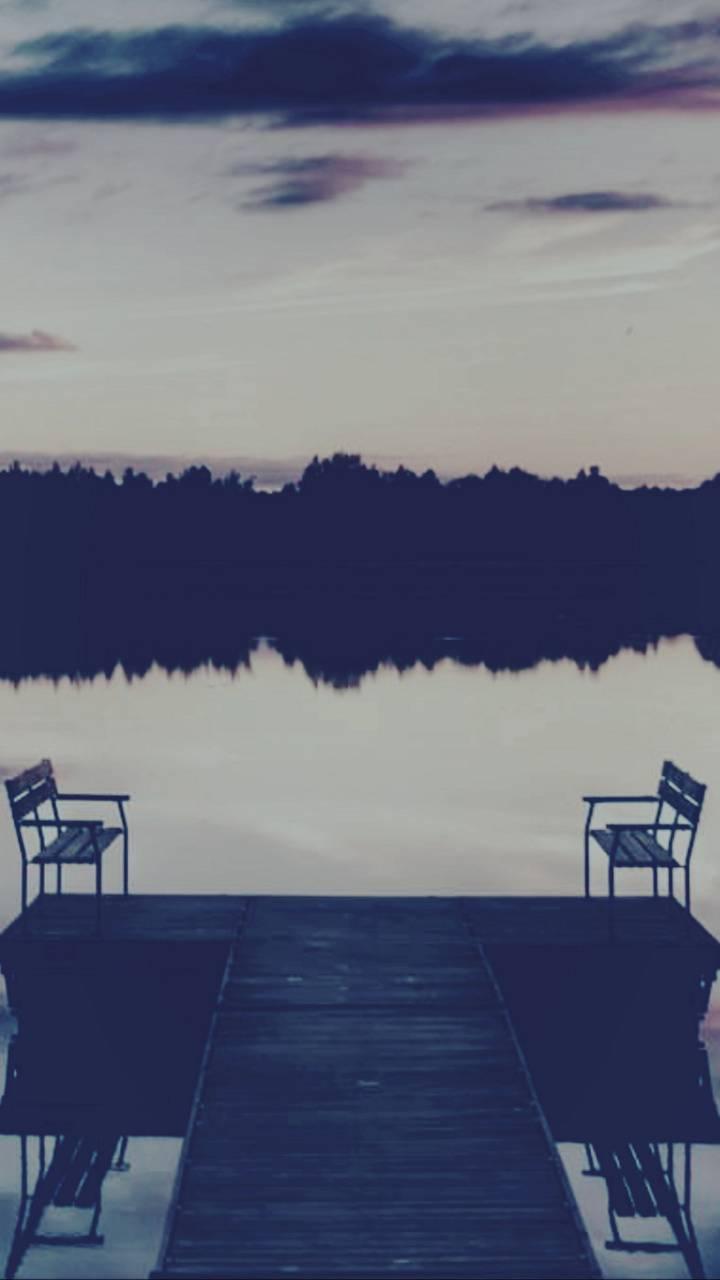 Symmerty Bench lake