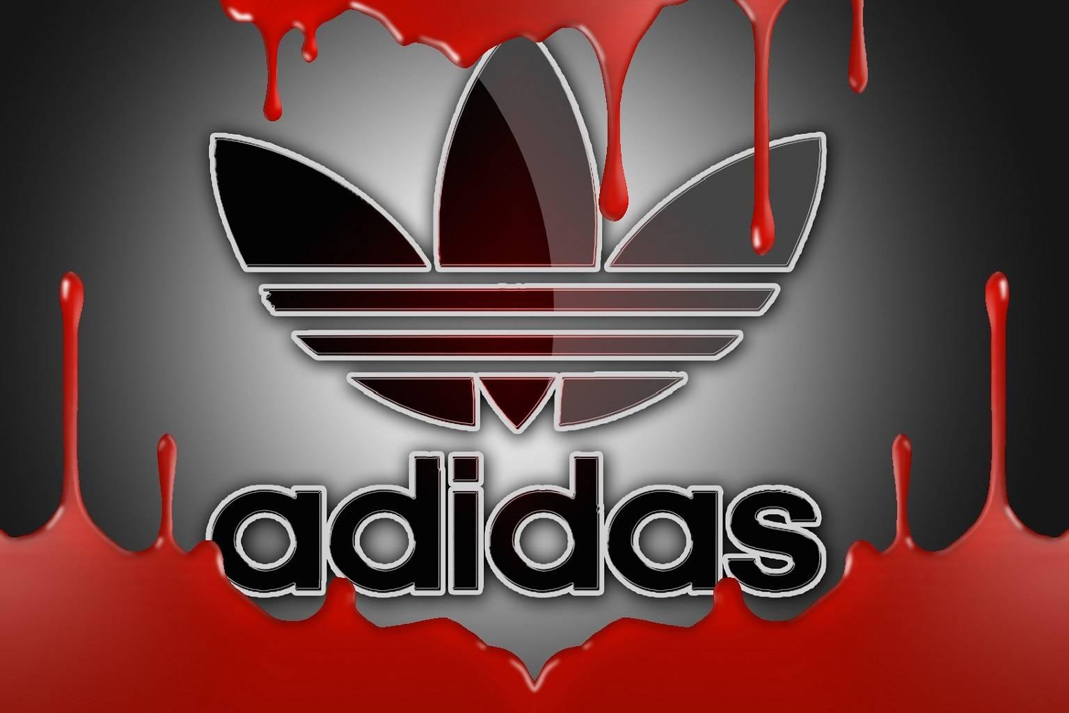 Bloody Adidas