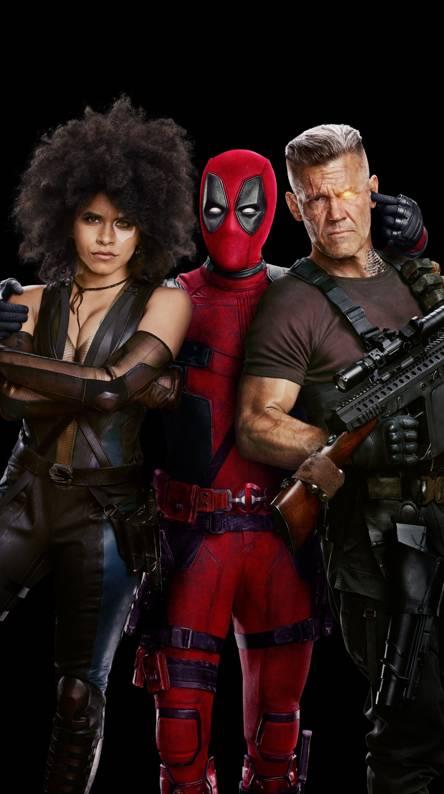 Deadpool 2 4K 8K