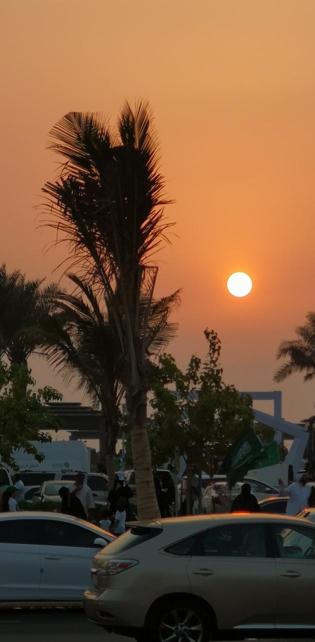 jeddah sunset