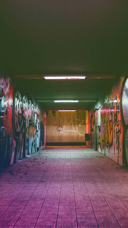 Graffiti Subway