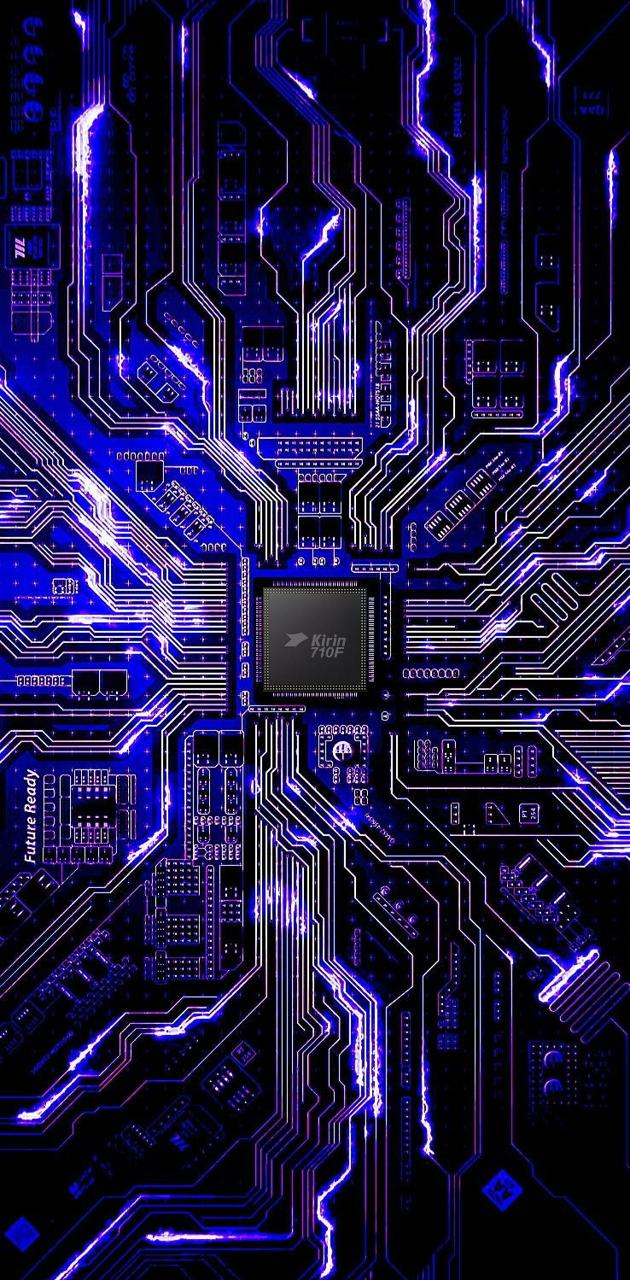 Kirin 710F Chip
