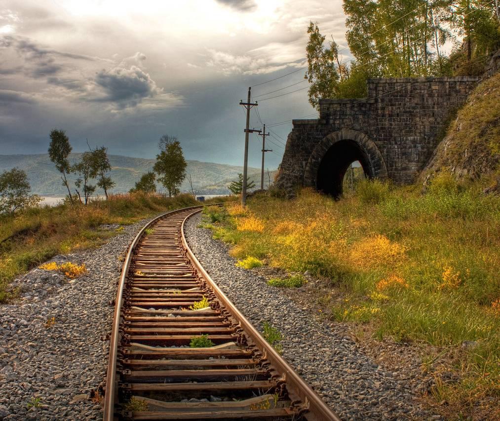 Railway Track Hd