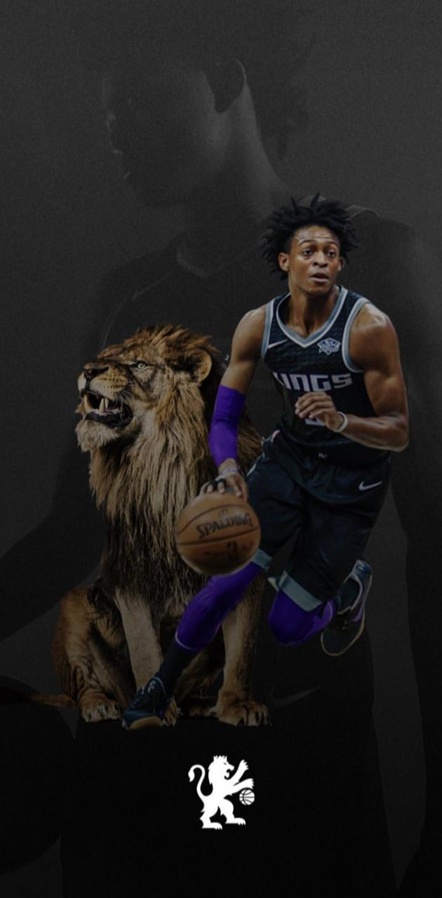 DeAaron Fox Lion