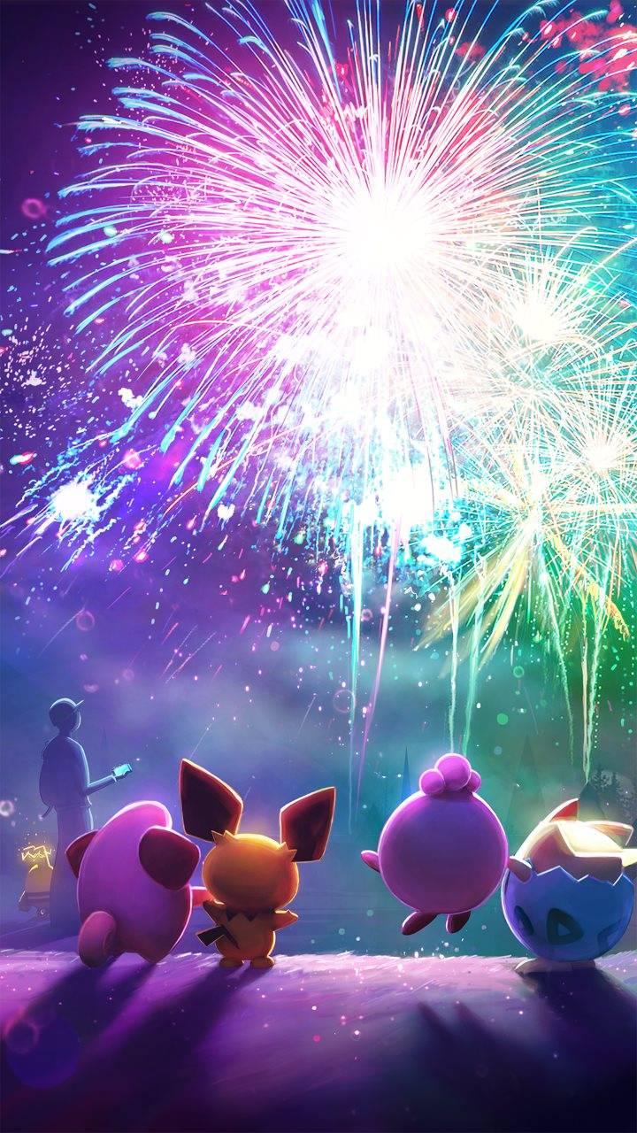 Pokemon Fireworks