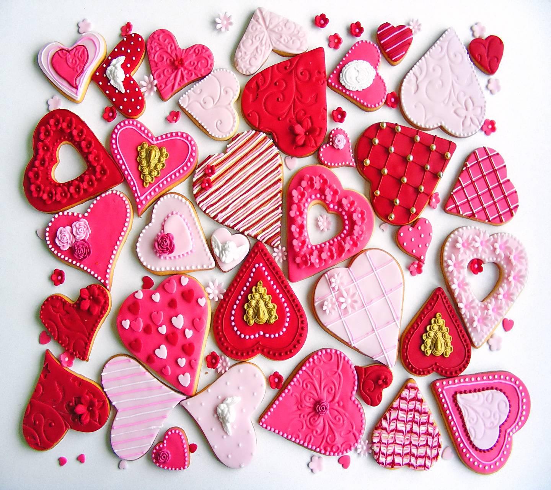 Valentine Coockies